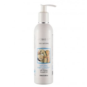 AROMABABY Natural Body Lotion - 250ml